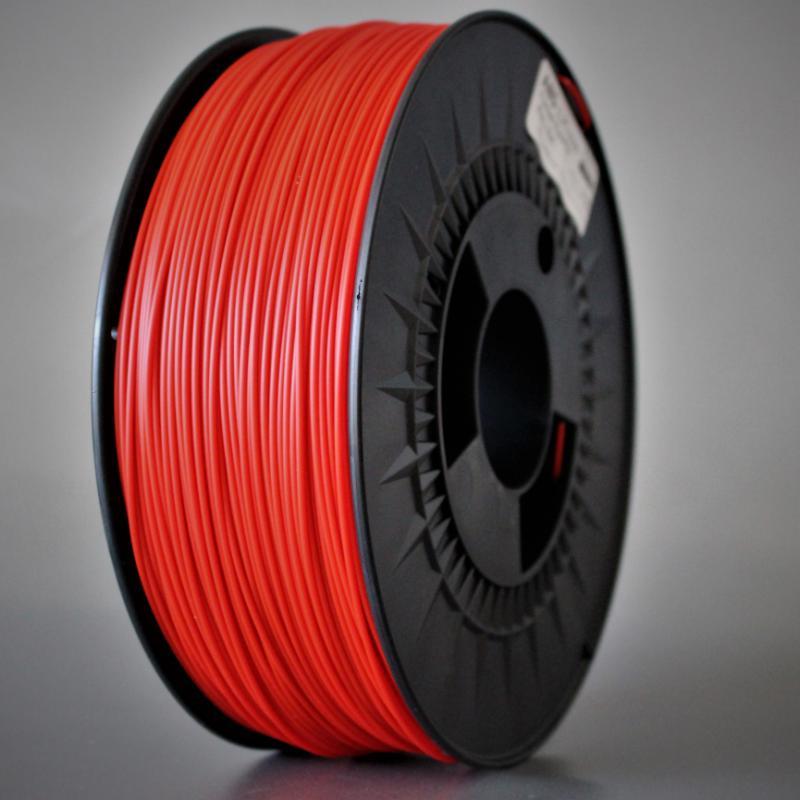 3D nyomtatószál - ABS - HERZ - piros, 1.75mm, 1.0kg
