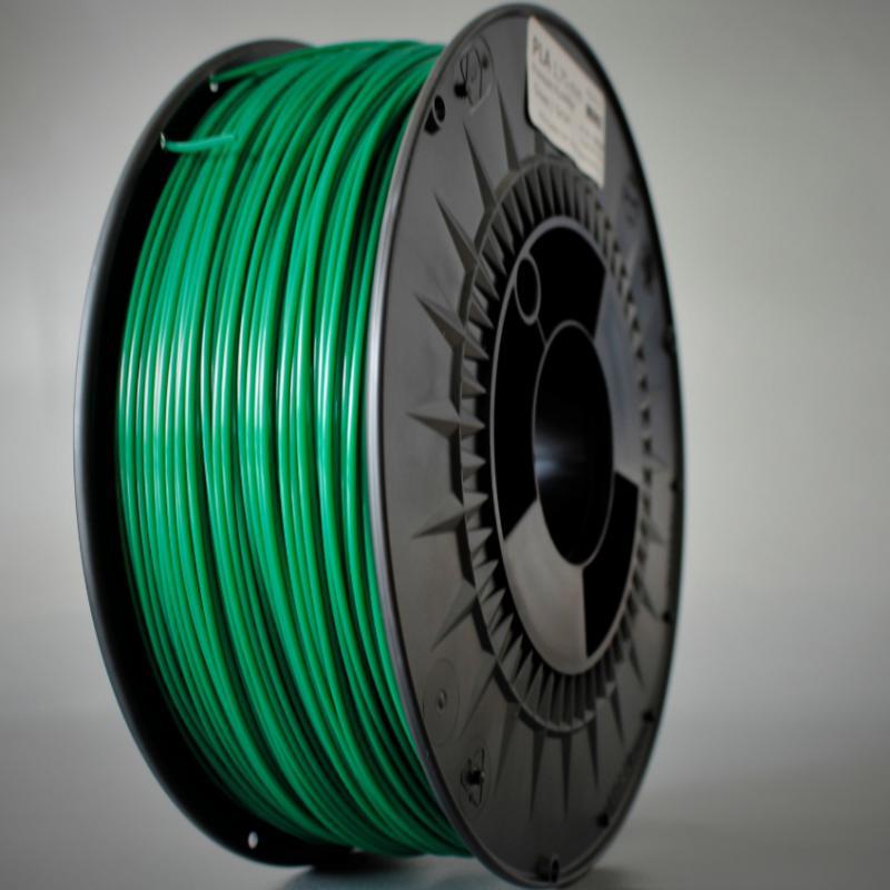 3D nyomtatószál - ABS - HERZ - zöld, 1.75mm, 1.0kg
