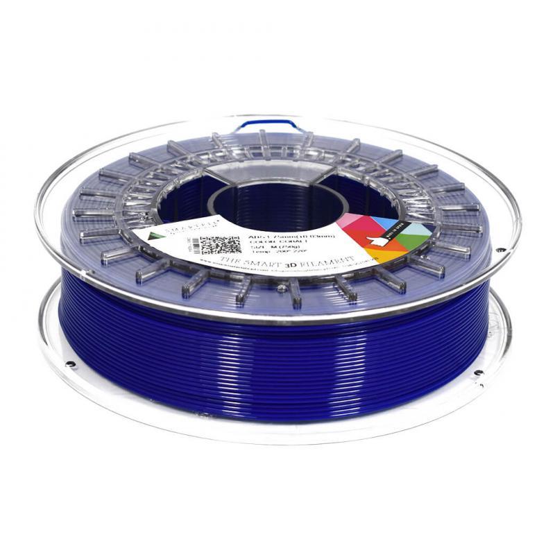 3D nyomtatószál - ABS - SMARTFIL - kobalt, 1.75mm, 0.75kg