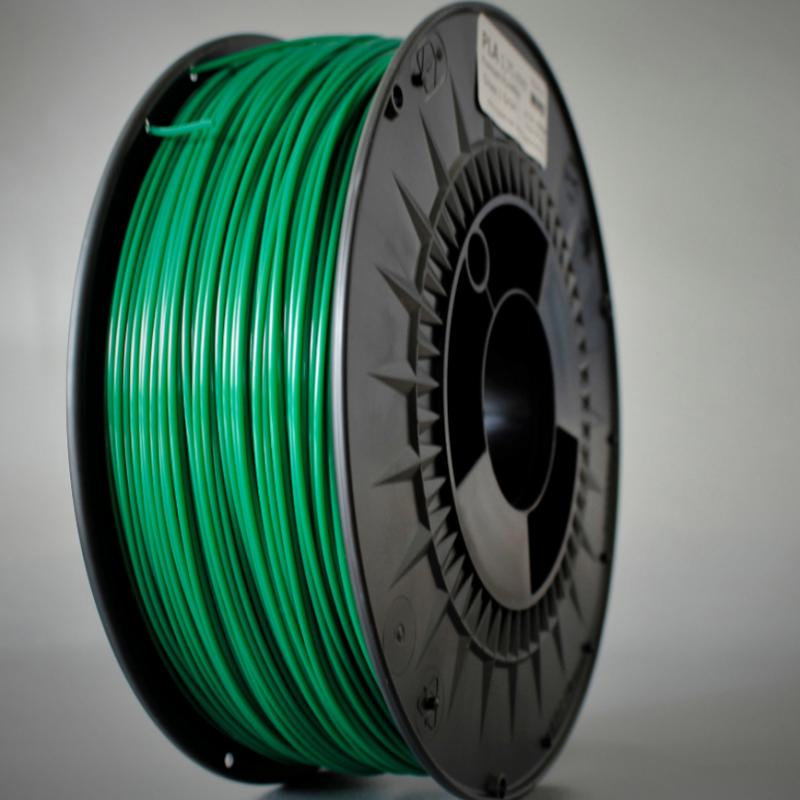 3D nyomtatószál - PLA - HERZ - zöld, 1.75mm, 1.0kg