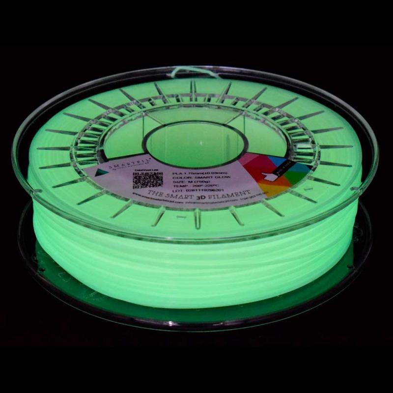 3D nyomtatószál - PLA - SMARTFIL - fluoreszkáló, 1.75mm, 0.75kg