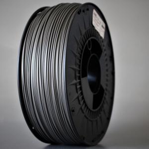 3D nyomtatószál - ABS - HERZ - ezüst, 1.75mm, 1.0kg