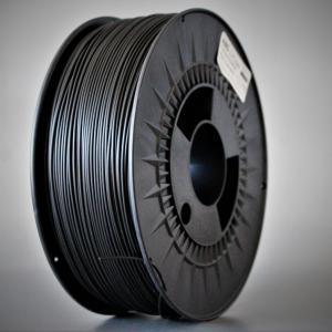 3D nyomtatószál - ABS - HERZ - fekete, 1.75mm, 1.0kg