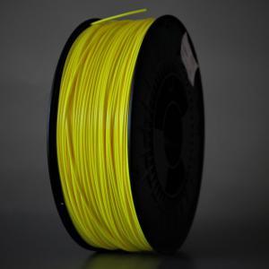 3D nyomtatószál - ABS - HERZ - sárga, 1.75mm, 1.0kg