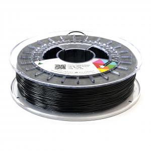 3D nyomtatószál - FLEX - SMARTFIL - fekete, 1.75mm, 0.75kg