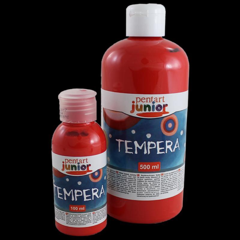 Tempera festékek - normál 500 ml-es