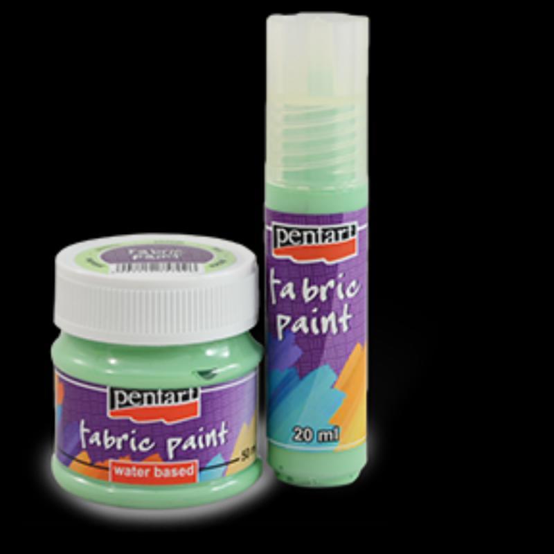 Textilfestékek - normál színek 20 ml