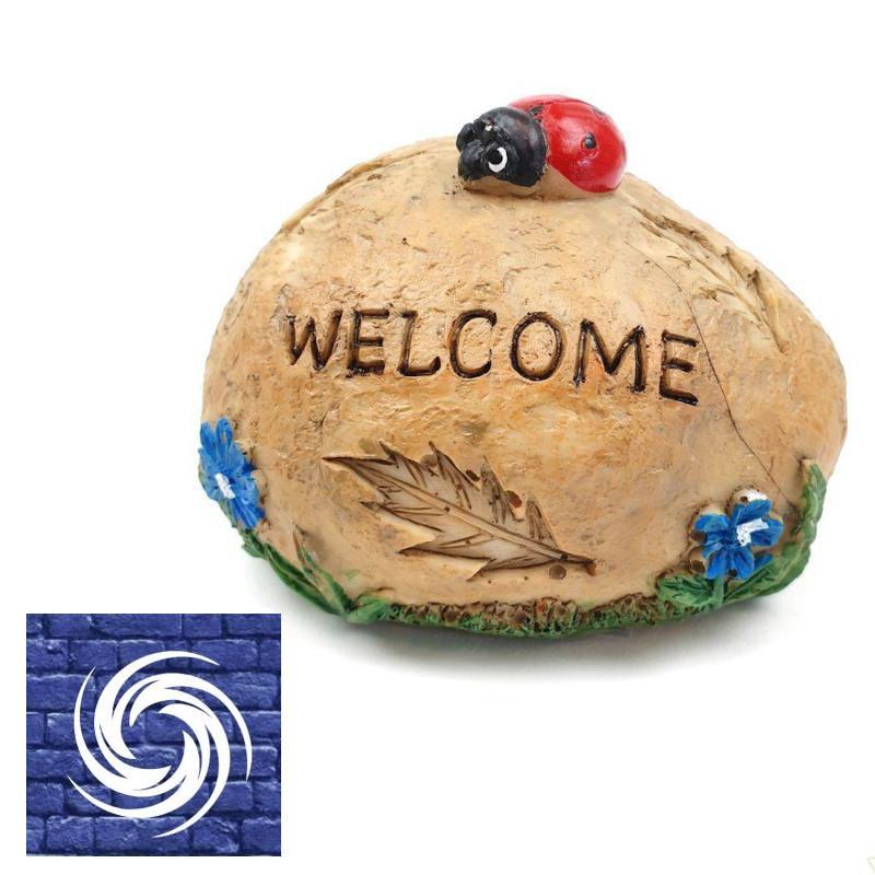 Welcome Katicás kő
