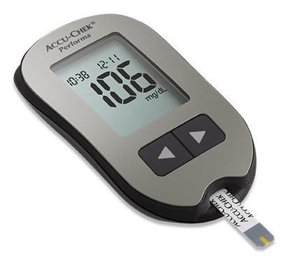Accu-Chek Performa vércukormérő