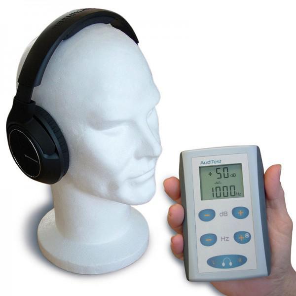 AudiTest szűrőaudiométer