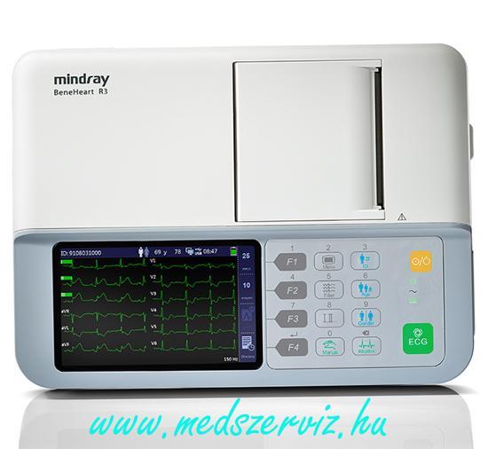 BeneHeart R3 EKG