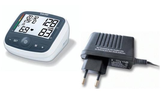 Beurer BM 40 vérnyomásmérő + hálózati adapter