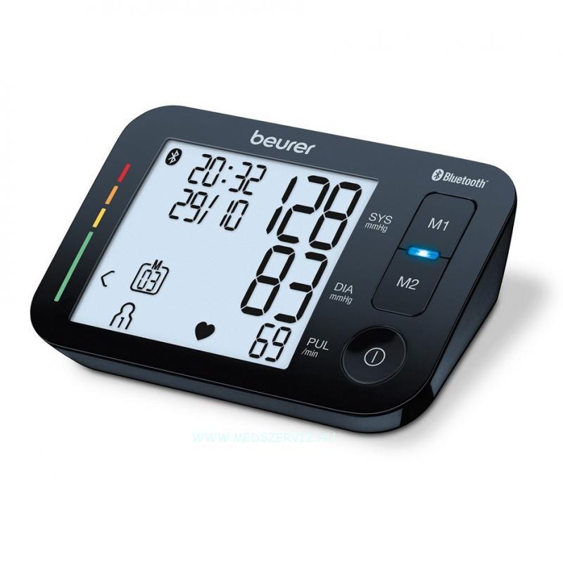 Beurer BM 54 Bluetooth vérnyomásmérő