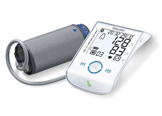 Beurer BM 85 Bluetooth vérnyomásmérő