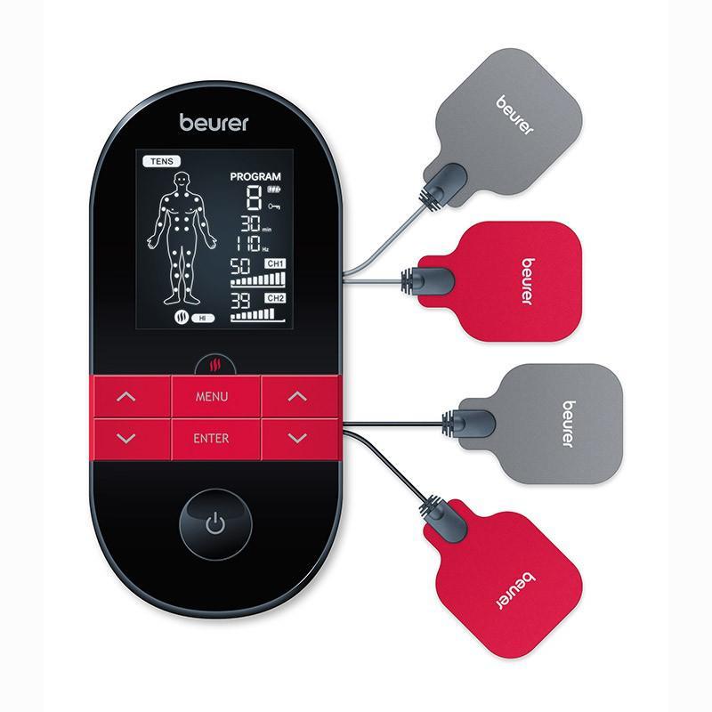 Beurer EM 59 Digitális TENS/ EMS készülék melegítő funkcióval