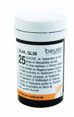 Beurer GL 44 / GL 50 tesztcsík 50db