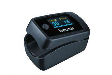 Beurer PO 45 pulzoximéter