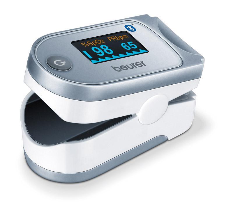 Beurer PO 60 / IPO 61 bluetooth pulzoximéter