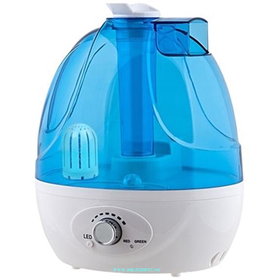 Blue-V ultrahangos párásító 2L