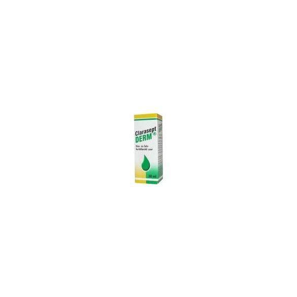 Clarasept bőrfertőtlenítő spray 30ml