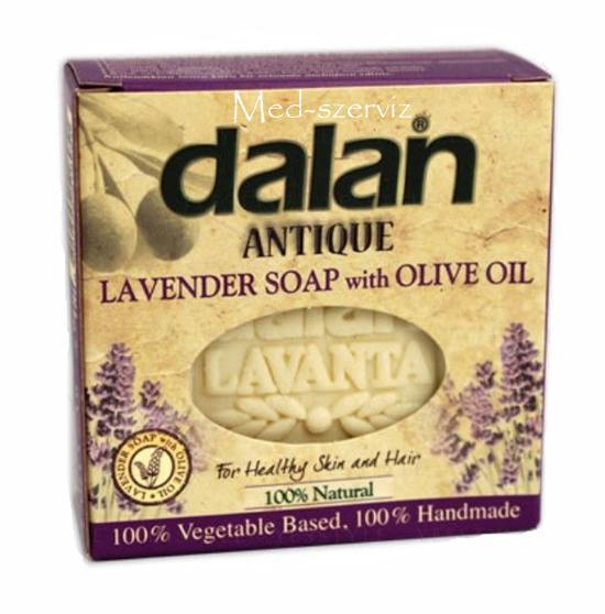 Dalan szappan levendula és olivaolajjal 150g