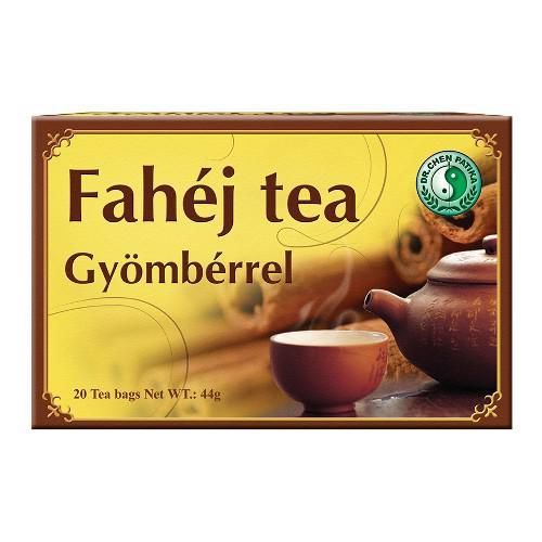 Dr.Chen Fahéj tea gyömbérrel