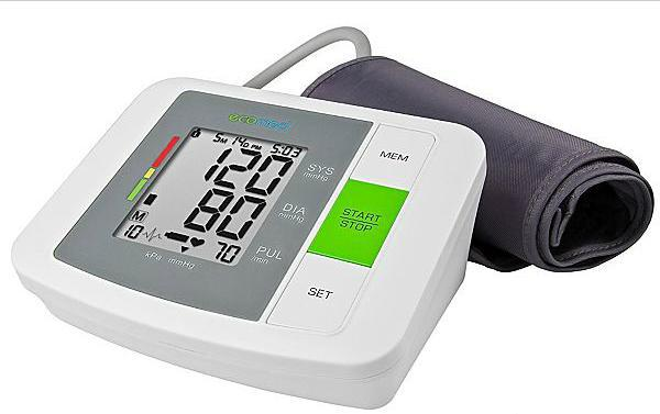 Ecomed BU 90E vérnyomásmérő