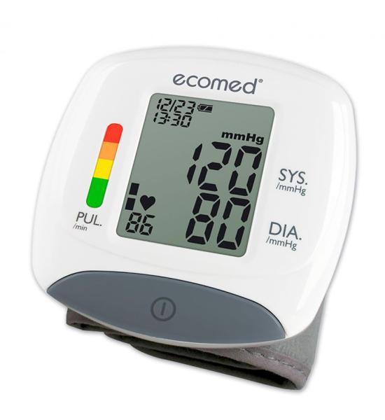 Ecomed BW 82E csuklós vérnyomásmérő