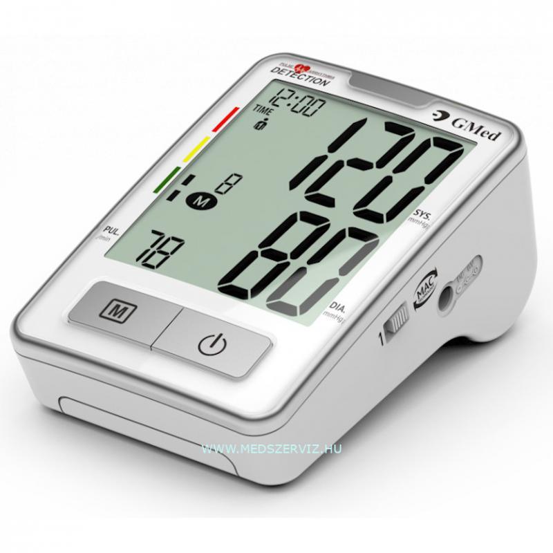 GMED 126 automata felkaros vérnyomásmérő
