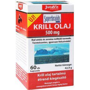 Jutavit Krill olaj kapszula 60db