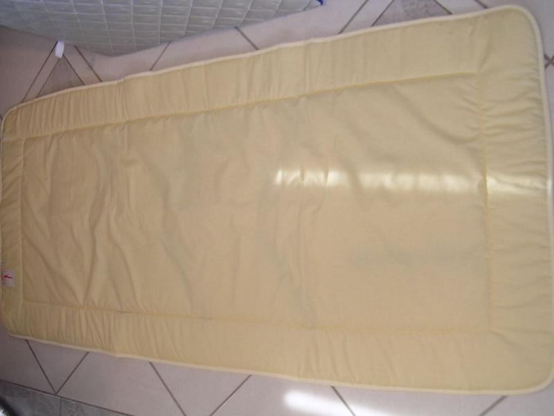 Mágneses lepedő flanell 90 x 200 cm