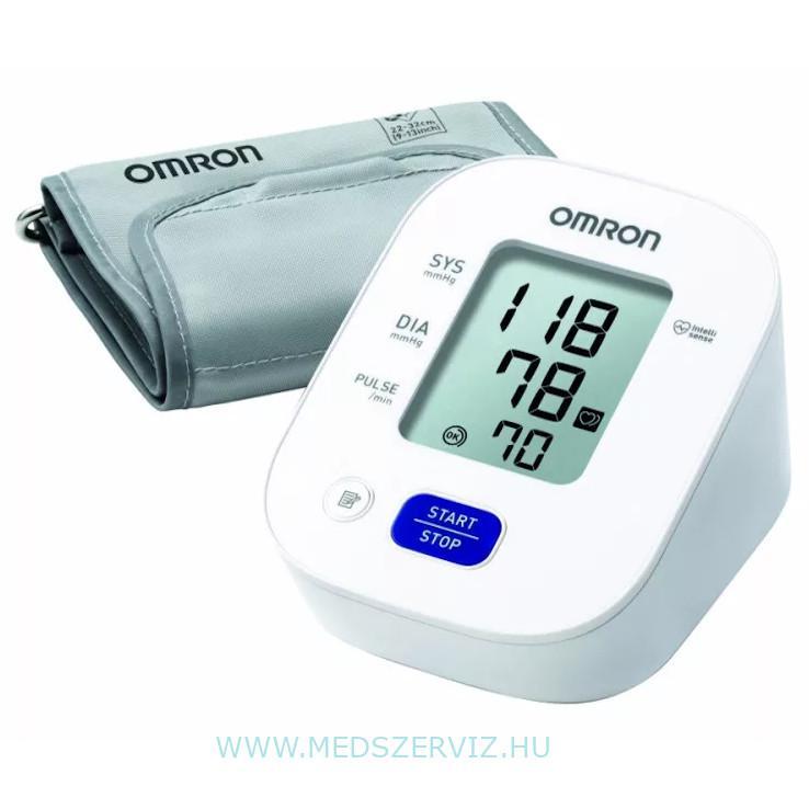 Omron M2 intellisense vérnyomásmérő