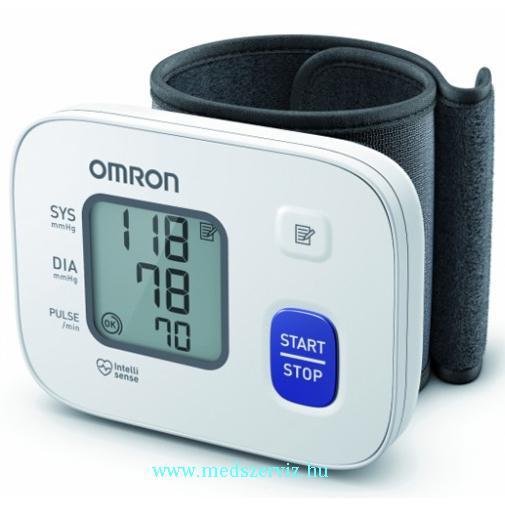 Omron RS2 vérnyomásmérő