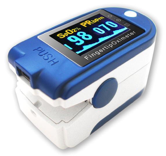 Pulzoximéter CMS 50D+ (Plus)