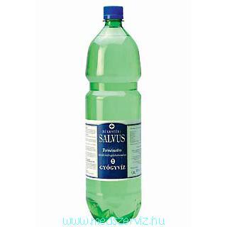 Salvus gyógyvíz 1,5 l