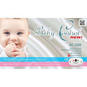 Baby control BC-200 légzésfigyelő