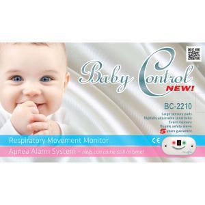 Baby control BC-210 légzésfigyelő