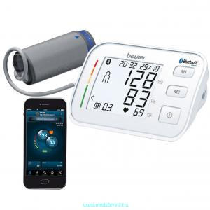 Beurer BM 57 Bluetooth vérnyomásmérő