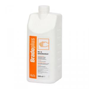 Bradoderm soft 1000ml kéz- és bőrfertőtlenítő