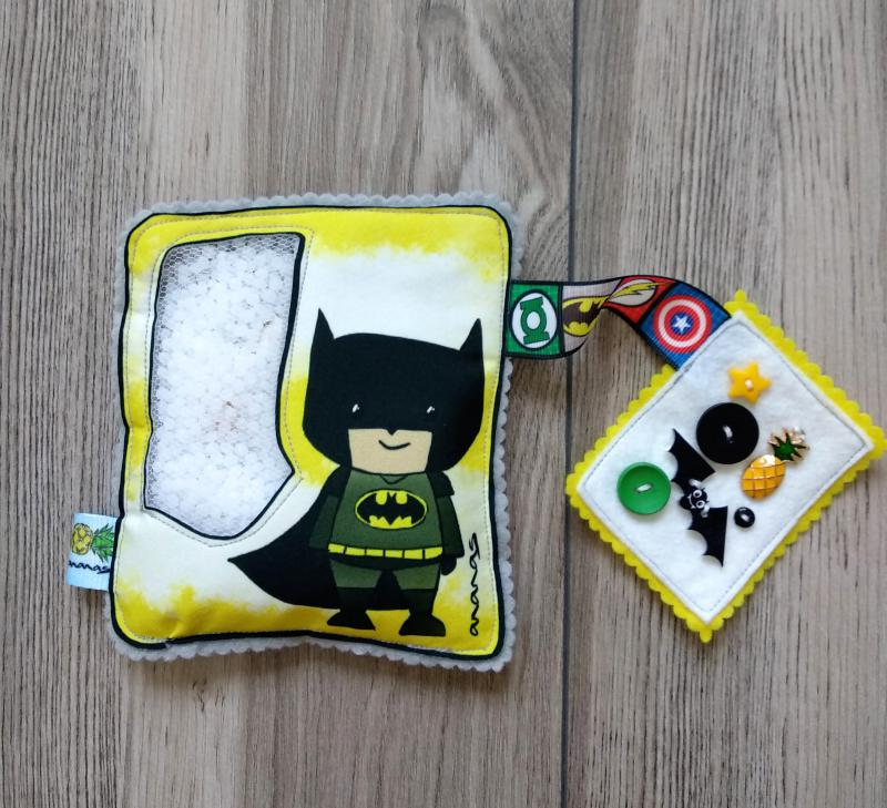 Batman spybag