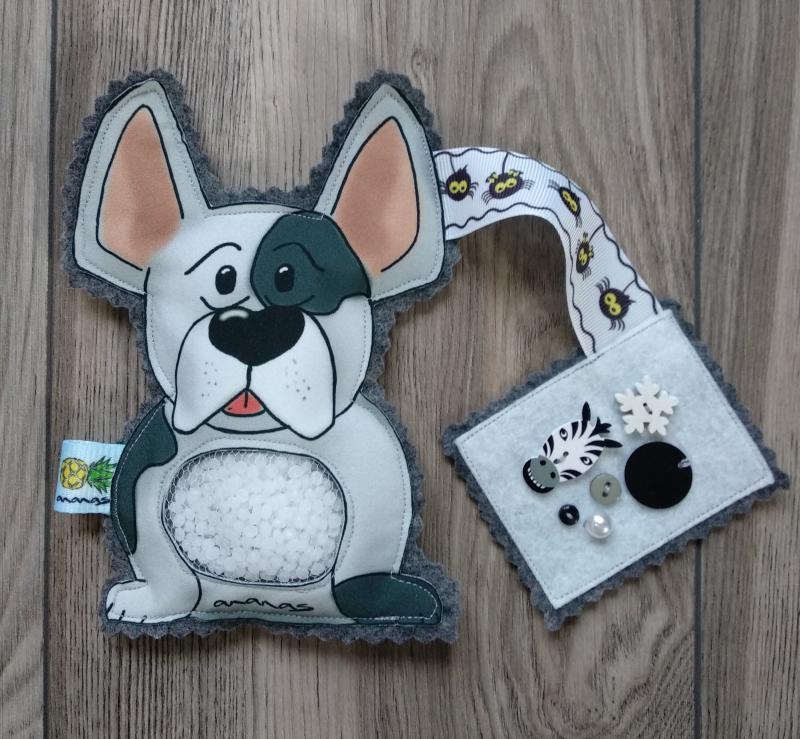 Bulldog spybag