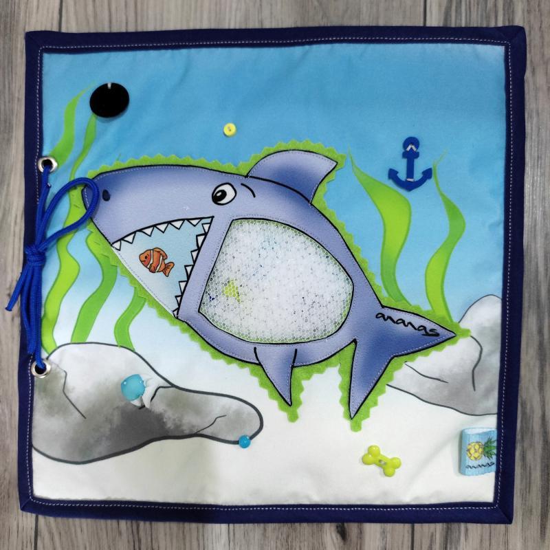 Cápás Spybag oldal