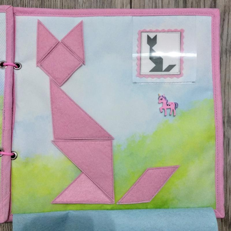 Csajos tangram