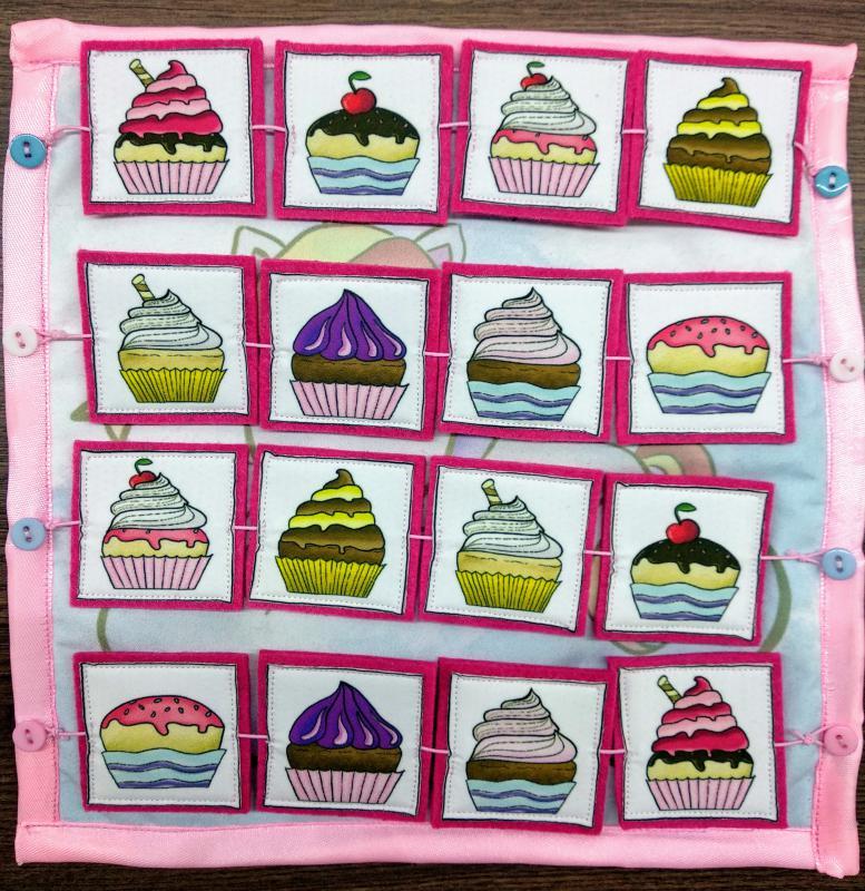 Cupcake memory