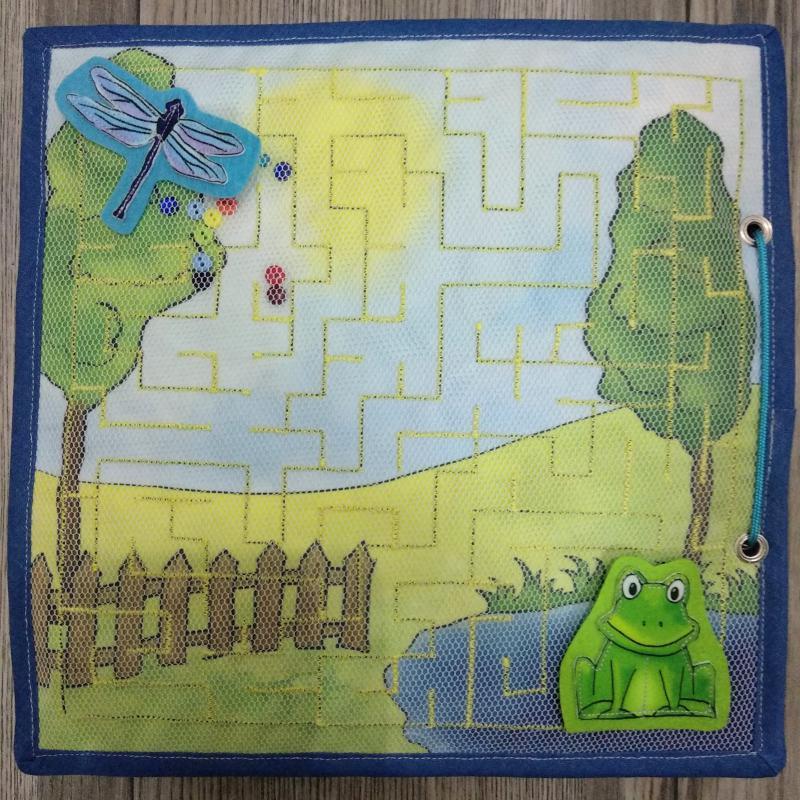 Farmos bonyolult labirintus
