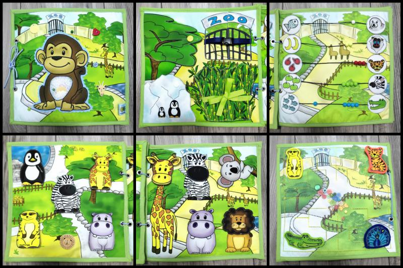 Majmos zoo könyvecske 02