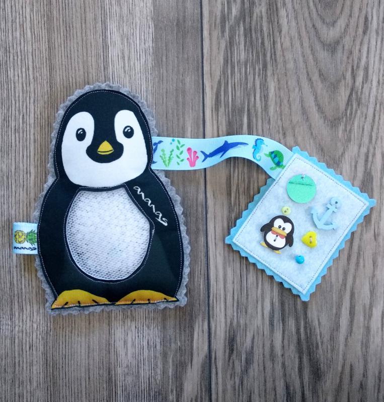 Pingvin spybag