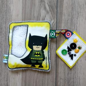Batman spybag