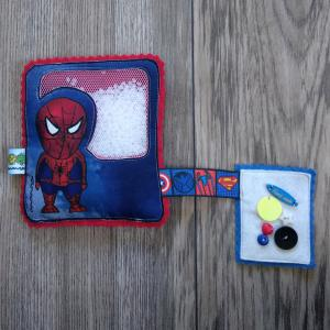 Pókember spybag