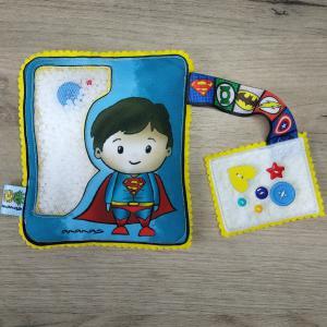 Superman spybag
